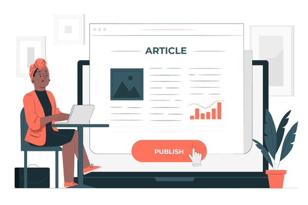 Perbedaan Blog dan Website saat update konten