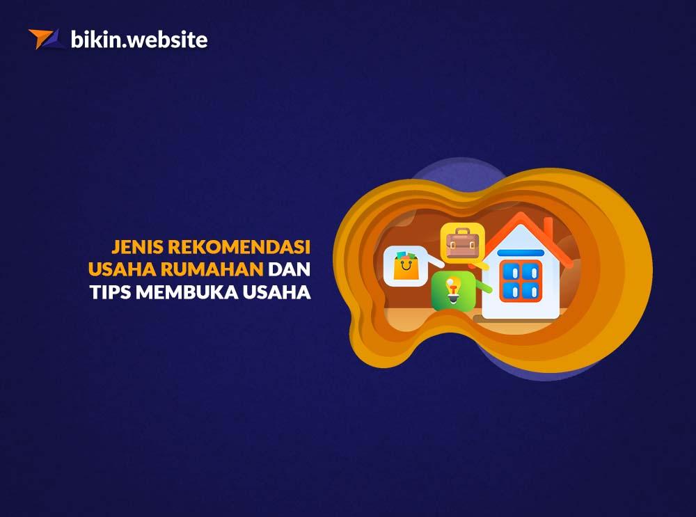 rekomendasi usaha rumahan