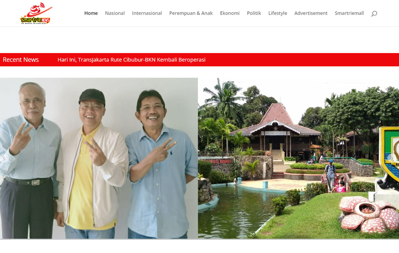 Jasa buat website portal berita